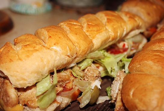 Subway Style Bunwiches