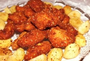 Crispy chicken_01